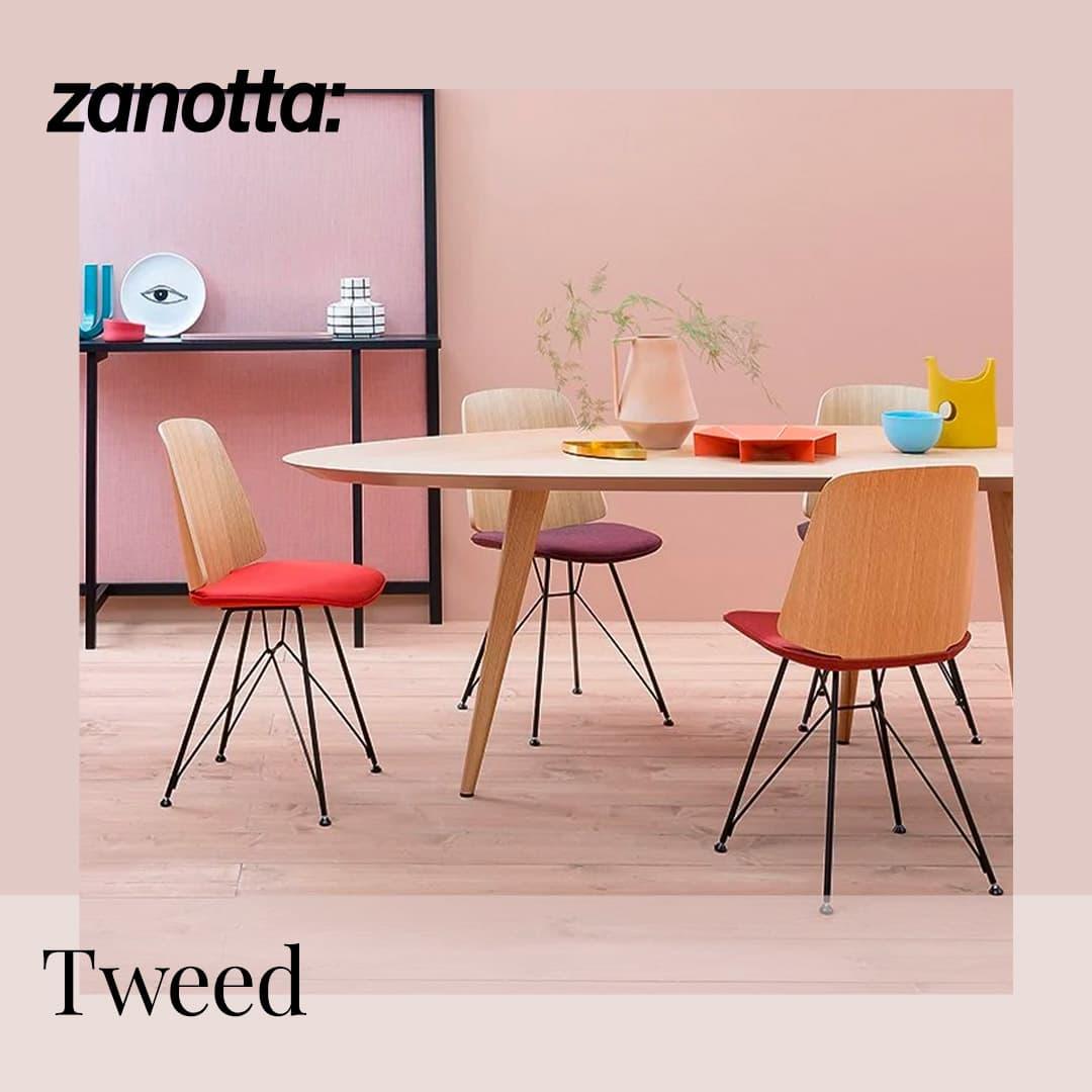 Rivenditore Zanotta Bari - Tweed