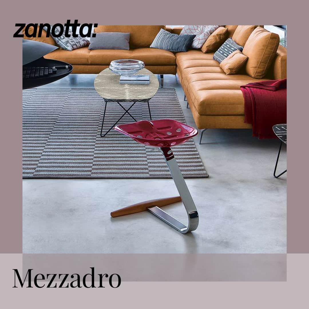 Rivenditore Zanotta Bari - Mezzadro