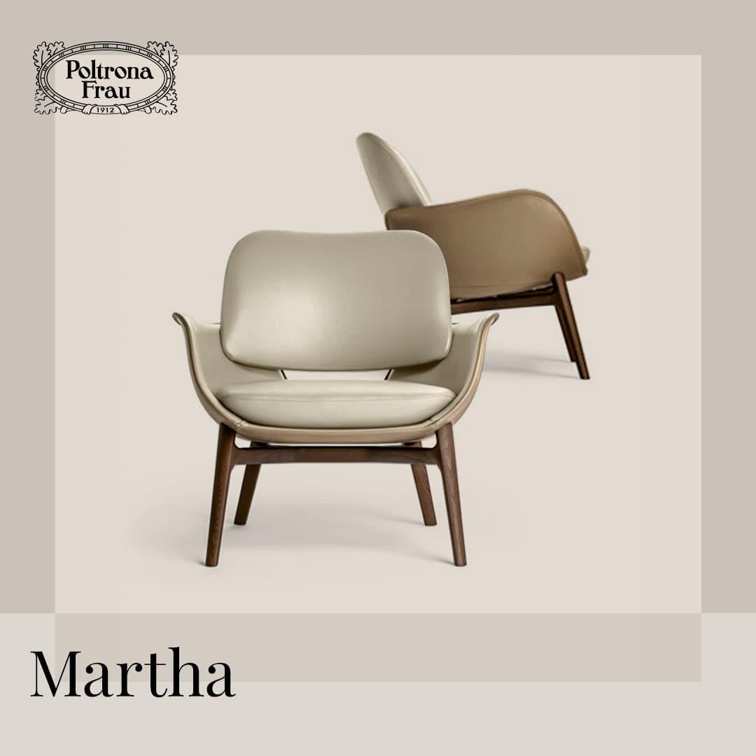 Rivenditore Poltrona Frau Bari - Martha