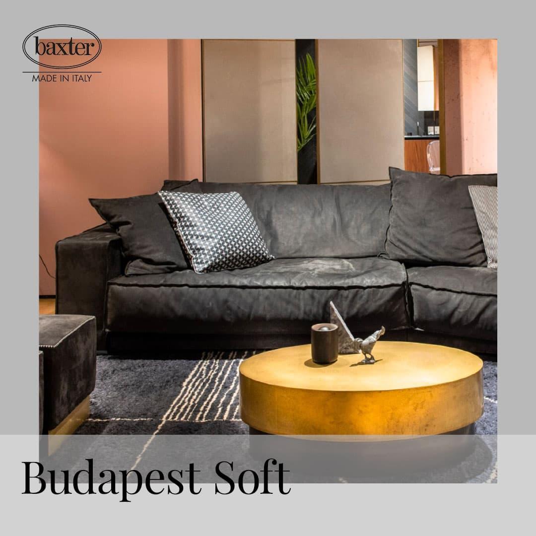 Rivenditore Baxter Bari - Budapest Soft