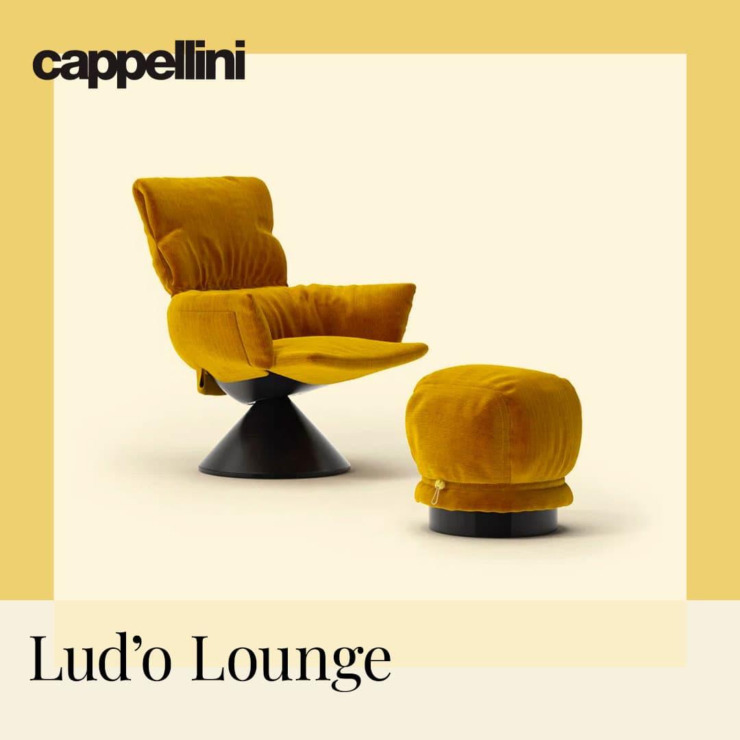 Rivenditore Cappellini Bari - Lud'o Lounge