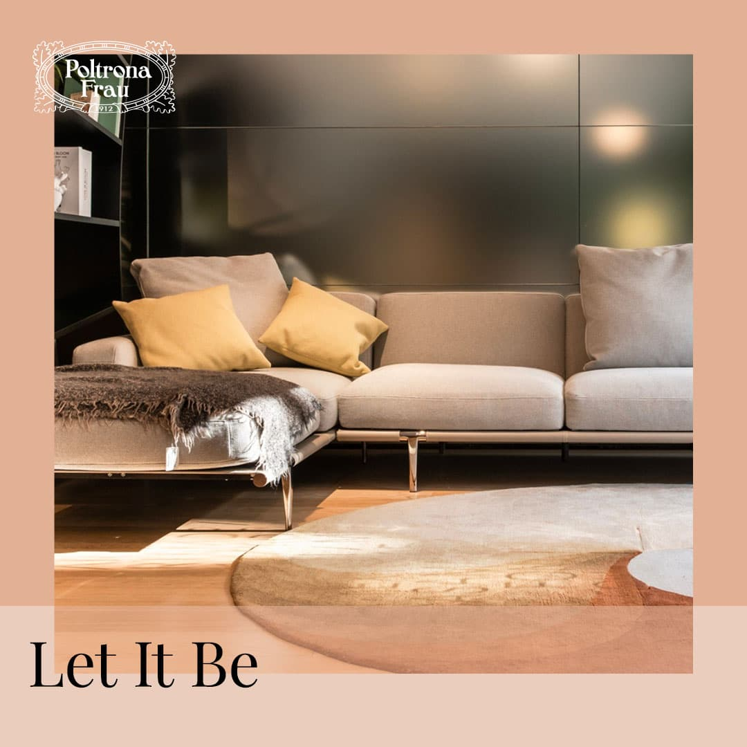 Rivenditore Poltrona Frau Bari - Let It Be